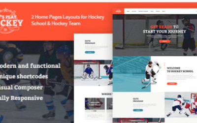 You are downloading Let's Play | Hockey School & Winter Sports WordPress Theme Nulled whose current version has been getting more updates nowadays, so, please k
