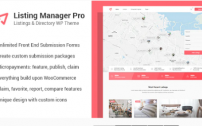 You are downloading Listing Manager Pro - Directory Theme for WooCommerce Nulled whose current version has been getting more updates nowadays