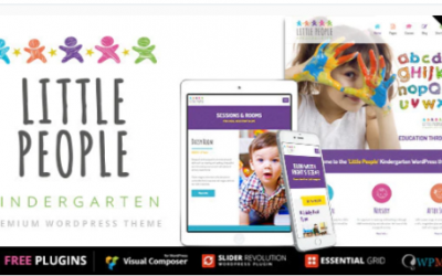 You are downloading Little People | Kindergarten WordPress Theme for PreScool and infants, nurseries and play school Nulled whose current version has been getting more updates