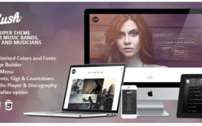 You are downloading Lush - Music Band & Musician WordPress Theme Nulled whose current version has been getting more updates nowadays, so, please