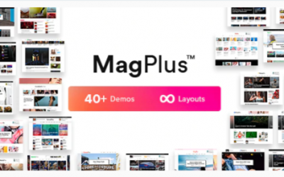 ou are downloading MagPlus - Blog, Magazine Elementor WordPress Theme Nulled whose current version has been getting more updates nowadays,