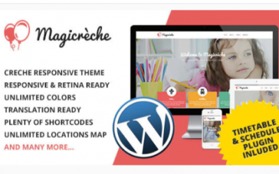 You are downloading Magicreche - Responsive Crèche WordPress Theme Nulled whose current version has been getting more updates nowadays, so, please