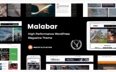 You are downloading Malabar - High Performance WordPress Magazine Theme Nulled whose current version has been getting more updates nowadays,