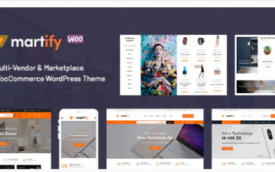 You are downloading Martify - WooCommerce Marketplace WordPress Theme Nulled whose current version has been getting more updates nowadays,