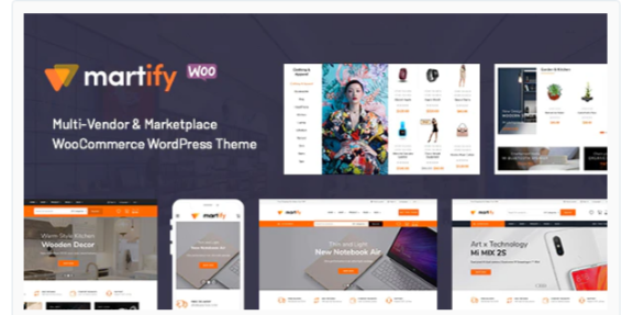 Download Martify – WooCommerce Marketplace WordPress Theme Nulled