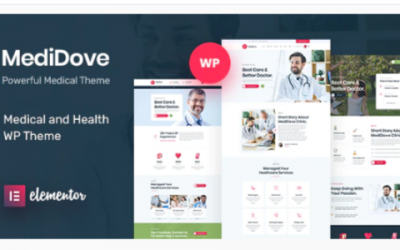 You are downloading MediDove | Health and Medical WordPress Theme + RTL Nulled whose current version has been getting more updates nowadays,