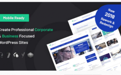 Download Media Consult - Business WordPress Theme Nulled