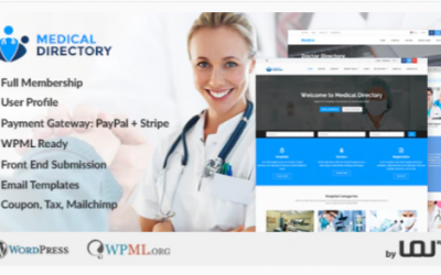 You are downloading Medical Directory - Hospitals & Doctors Listing Theme Nulled whose current version has been getting more updates nowadays, so, please