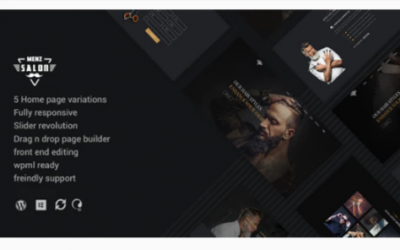 You are downloading MenzSalon - Barber & Salon WordPress Theme Nulled whose current version has been getting more updates nowadays, so, please