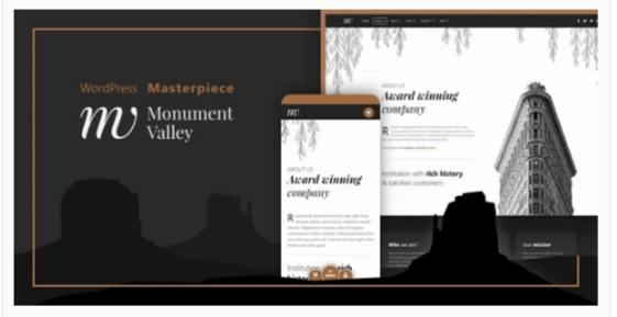Download Monument Valley – Accessible WooCommerce & Business Masterpiece Nulled