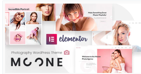 Download Moone – Photography Agency Nulled