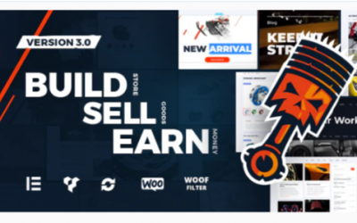 You are downloading Motor – Cars, Parts, Service, Equipments and Accessories WooCommerce Store Nulled whose current version has been getting more updates