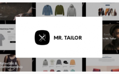 You are downloading Mr. Tailor - Fashion and Clothing Online Store Theme for WooCommerce Nulled whose current version has been getting more updates nowadays,