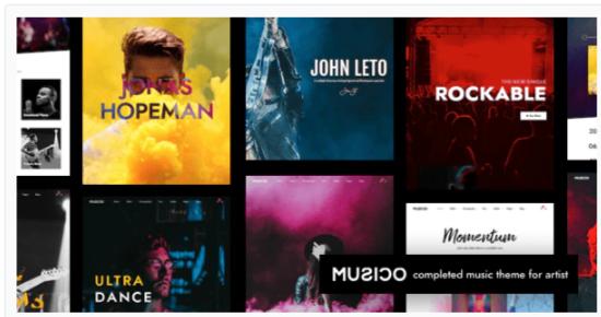 Download Music WordPress Nulled