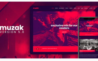 You are downloading Muzak - Music WordPress theme Nulled whose current version has been getting more updates nowadays, so, please keep visiting for getting