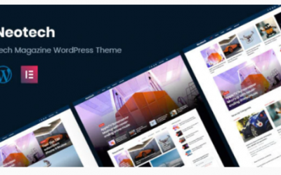 You are downloading Neotech | Magazine Elementor WordPress Theme Nulled whose current version has been getting more updates nowadays, so, please