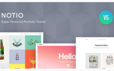 You are downloading Notio - Creative Portfolio WordPress Theme Nulled whose current version has been getting more updates nowadays, so, please
