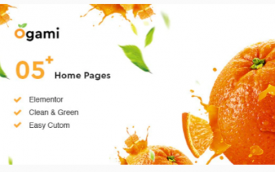 You are downloading Ogami - Organic Store WordPress Theme Nulled whose current version has been getting more updates nowadays, so, please keep visiting