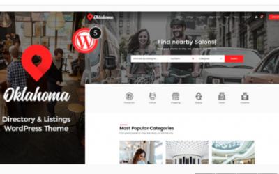 You are downloading Oklahoma - Directory & Listings WordPress Theme Nulled whose current version has been getting more updates nowadays, so, please