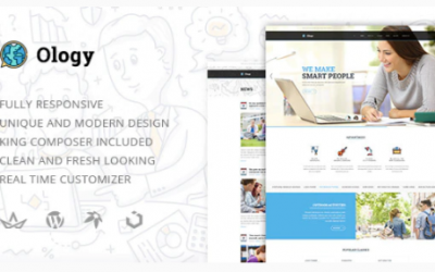 You are downloading Ology — Classes for Primary, Secondary & High School Education WordPress Theme Nulled whose current version has been getting more updates