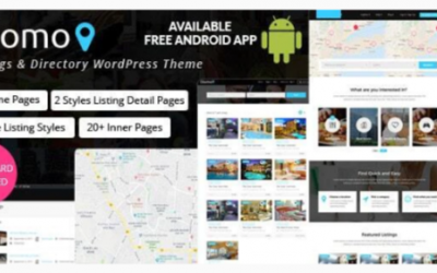 You are downloading Olomo – Listings & Directory WordPress Theme Nulled whose current version has been getting more updates nowadays, so, please