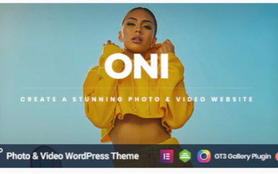 You are downloading Oni - Photography Nulled whose current version has been getting more updates nowadays, so, please keep visiting for getting the latest