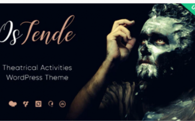 You are downloading OsTende | School of Arts & Theater WordPress Themes Nulled whose current version has been getting more updates nowadays,