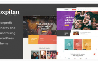 You are downloading Oxpitan - Nonprofit Charity WordPress Theme Nulled whose current version has been getting more updates nowadays, so, please k