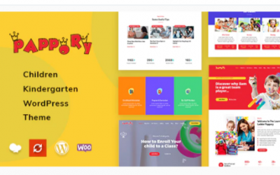 You are downloading Pappory - Children Kindergarten WordPress Theme Nulled whose current version has been getting more updates nowadays, so, please