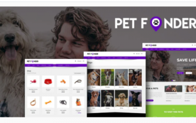 You are downloading Petfinder - Pet Adoption WordPress CMS Theme Nulled whose current version has been getting more updates nowadays, so, please