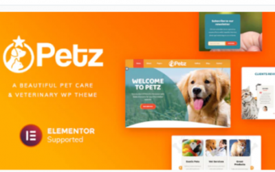 You are downloading Petz - Pet Care & Veterinary Theme Nulled whose current version has been getting more updates nowadays, so, please keep visiting