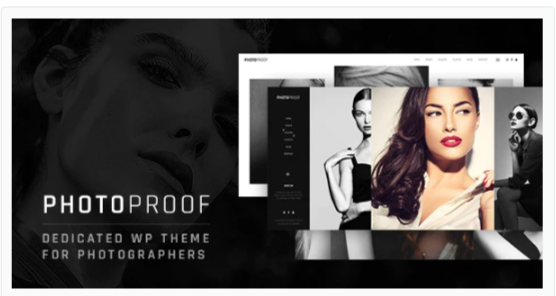 Download PhotoProof | Photography Responsive WordPress Theme Nulled