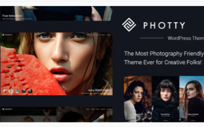 You are downloading Photography Photty-WordPress Nulled whose current version has been getting more updates nowadays, so, please keep visiting for getting