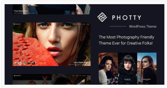 Download Photography Photty-WordPress Nulled