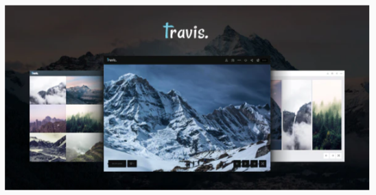 Download Photography Travis-WordPress Nulled