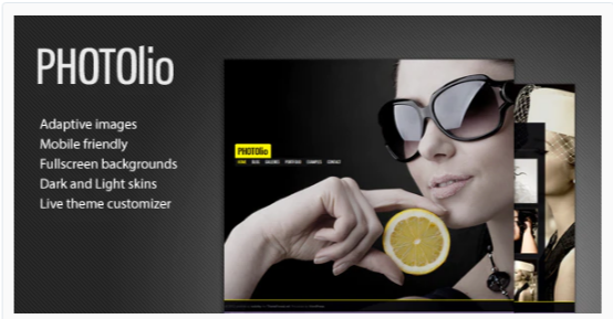Download Photolio – Photography Nulled
