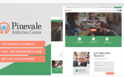 You are downloading Pinevale | Addiction Recovery and Rehabilitation Center WordPress Theme Nulled whose current version has been getting more updates