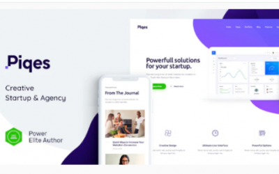 You are downloading Piqes | Creative Startup & Agency WordPress Theme Nulled whose current version has been getting more updates nowadays, so, please