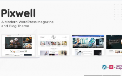 You are downloading Pixwell - Modern Magazine Nulled whose current version has been getting more updates nowadays, so, please keep visiting for getting
