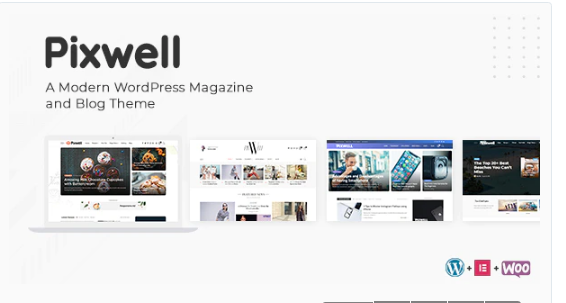 Download Pixwell – Modern Magazine Nulled