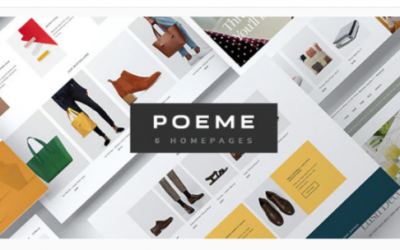 You are downloading Poeme - Dynamic Multipurpose WooCommerce WordPress Theme Nulled whose current version has been getting more updates