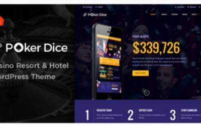 You are downloading Poker Dice - Casino Resort & Hotel Nulled whose current version has been getting more updates nowadays, so, please keep visiting