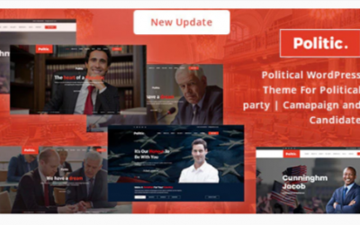 You are downloading Politic - Political WordPress Theme Nulled whose current version has been getting more updates nowadays, so, please keep visiting