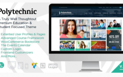 You are downloading Polytechnic | Powerful Education, Courses & Events Nulled whose current version has been getting more updates nowadays, so, please