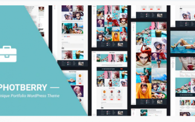 You are downloading Portfolio Photberry Nulled whose current version has been getting more updates nowadays, so, please keep visiting for getting the latest version