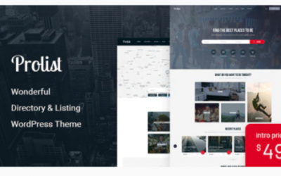 You are downloading Prolist - Directory Listing WordPress Theme Nulled whose current version has been getting more updates nowadays, so, please