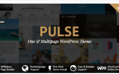 You are downloading Pulse - Premier WordPress Theme Nulled whose current version has been getting more updates nowadays, so, please keep visiting