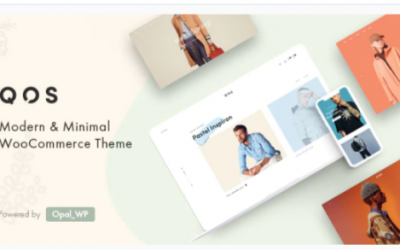 You are downloading QOS - Minimal Fashion WooCommerce WordPress Theme Nulled whose current version has been getting more updates nowadays, s