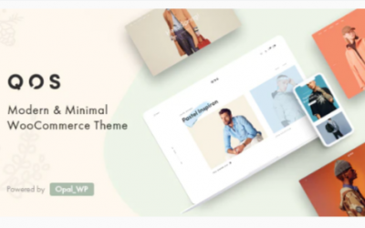 You are downloading QOS - Minimal Fashion WooCommerce WordPress Theme Nulled whose current version has been getting more updates nowadays,