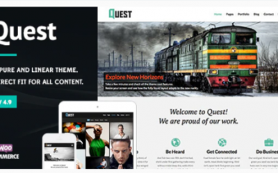 You are downloading Quest - All Purpose WordPress Theme Nulled whose current version has been getting more updates nowadays, so, please keep visiting